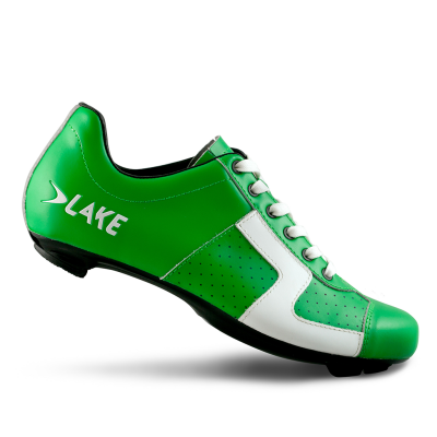 Lake Shoe CX1 Road Green/White