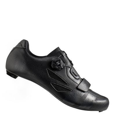 Lake CX218 Carbon Road Shoe Wide Fit Black/Grey