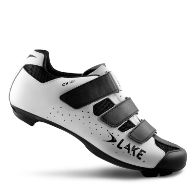 Lake CX161 Road Shoes White