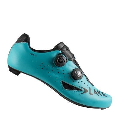 Lake CX237 CF Carbon Road Shoes Blue