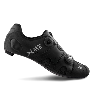 Lake CX241 CFC Carbon Road Shoes Black