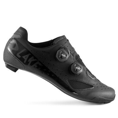 Lake CX238 Carbon Road Shoe Black