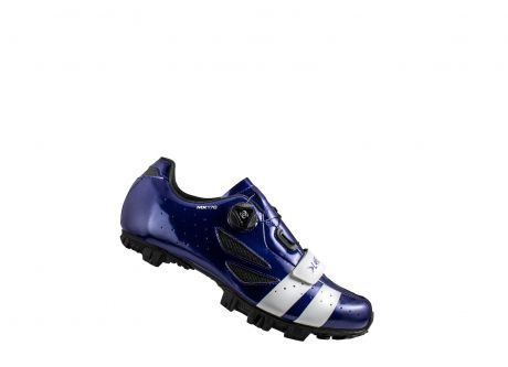 Lake MX176 MTB Shoe Blue/White