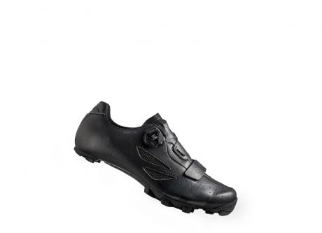 Lake MX218 Carbon MTB Shoe Wide Fit Black/Grey