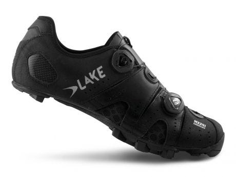 Lake MX241 MTB CFC Black/Silver