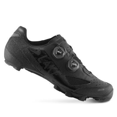 Lake MX238 Carbon MTB Shoe Black |Side