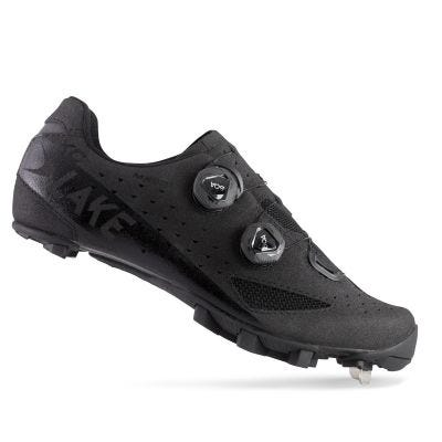 Lake MX238 Carbon MTB/Cross Shoe Helcor Black