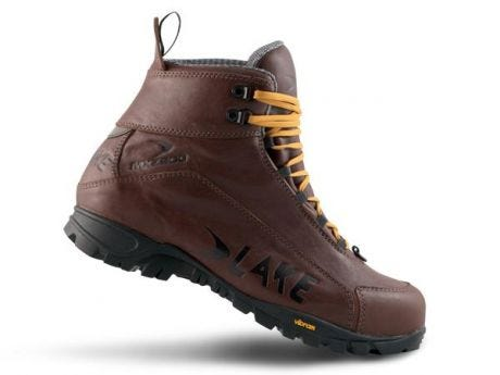 Lake MXZ200 MTB Waterproof Boot Brown