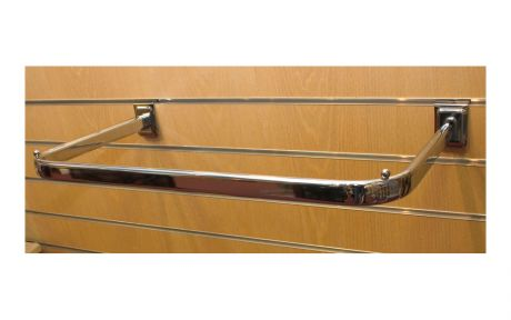Display Clothing Rail 600Mm
