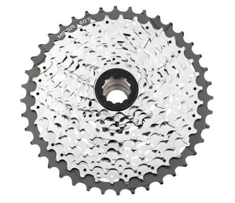 Microshift SET 11-40T Cassette 11 speed Alloy/Steel