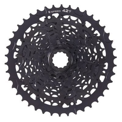 MicroShift Advent 11-42T 9-Speed Cassette With Alloy Large Cog