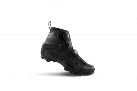 Lake MX145 MTB Boot Black Wide Fit