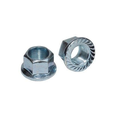 "Weldtite Bike Bits Track Nuts 3/8"" x100"