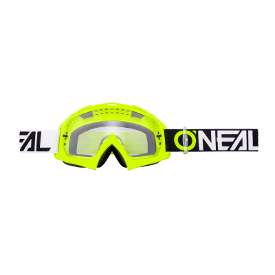 O'Neal b-10 Goggle Twoface Neon-Clear