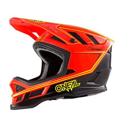 O'Neal Blade Helmet Charger Neon Red