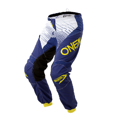 O'Neal Element Racewear Pants Blue/Yellow