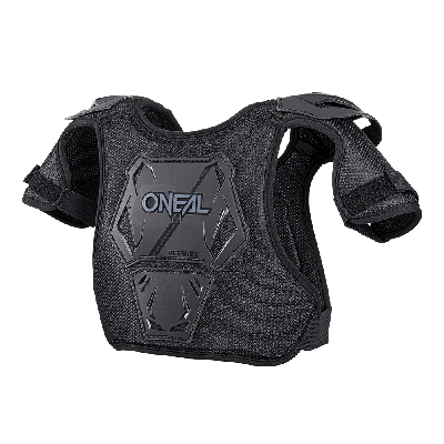 O'Neal Peewee Chest Pads Black