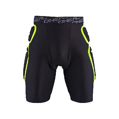 O'Neal Trail Protective Shorts Black