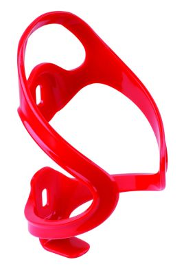 ONE23 Prorace Bottle Cage Resin Red