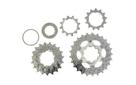 ETC 10 Speed Cassette Steel CP with Alloy Carrier
