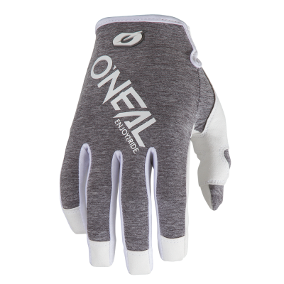 O'Neal Mayhem Glove Hexx White