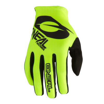 O'Neal Matrix Glove Icon Neon Yellow