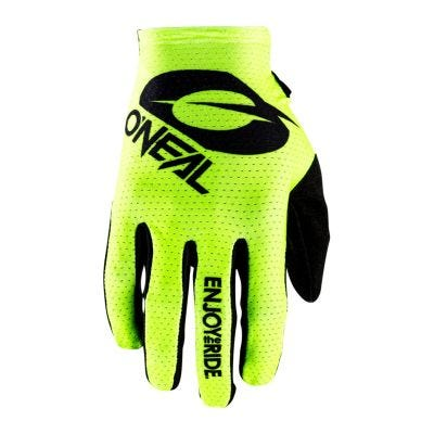 O'Neal Matrix Stacked Gloves 2020 Neon Yellow