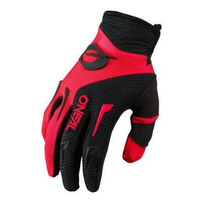O'Neal Element Glove Red/Black