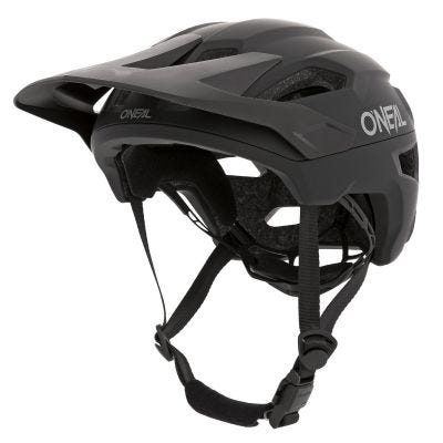 TRAILFINDER Helmet SOLID black L/XL (59-53 cm)