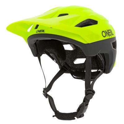 TRAILFINDER Helmet SPLIT Neon Yellow L/XL (59-63 cm)