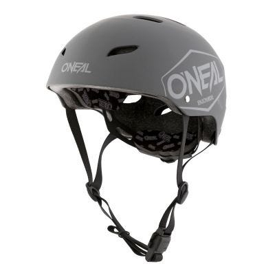O'Neal DIRT LID Youth Helmet PLAIN Grey