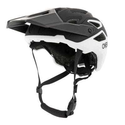 O'Neal PIKE Solid MTB Helmet Black/White