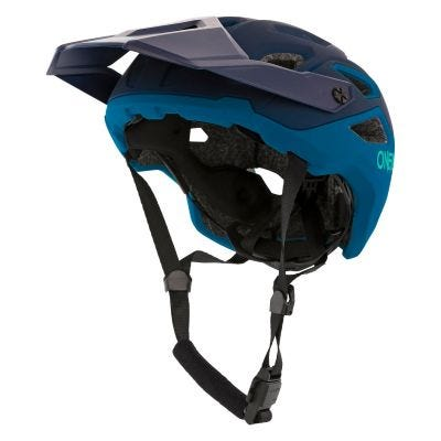 O'Neal PIKE Solid MTB Helmet Blue/Teal