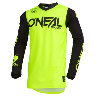 O'Neal Threat Jersey Rider Neon Yellow