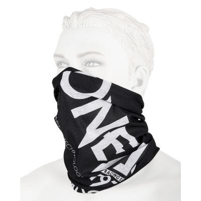 O'neal Neckwarmer Solid black/white