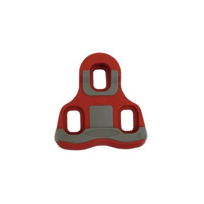 ETC Cleats Look KEO Compatible Red 6deg
