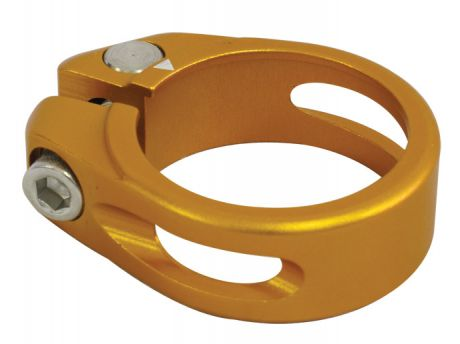 One23 Alloy Seat Clamp Orange