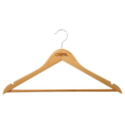 Oneal Wooden Clothes Hanger (Jacket)