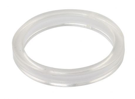 ETC Polycarbonate Headset Spacer 28.6mm x 5mm Clear