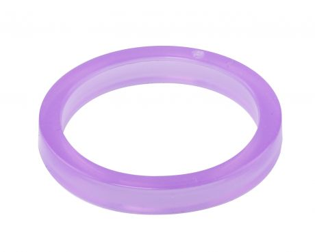 ETC Polycarbonate Headset Spacer 28.6mm x 5mm Purple