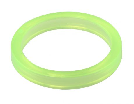 ETC Polycarbonate Headset Spacer 28.6mm x 5mm Green