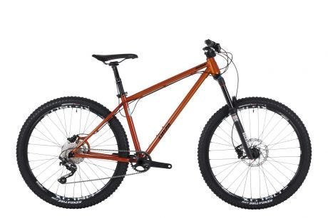 "Onza Jackpot Mountain Bike 27.5"" Orange"
