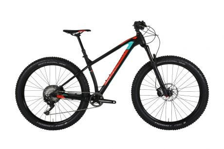 "Polygon Entiat TR8 Mountain Bike 27.5""+ Black 2018"