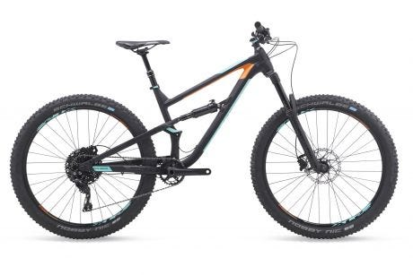 "Polygon Siskiu T8 Mountain Bike 27.5"" Black"
