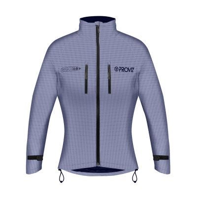 Proviz Jacket Ladies Silver Reflect 360Plus