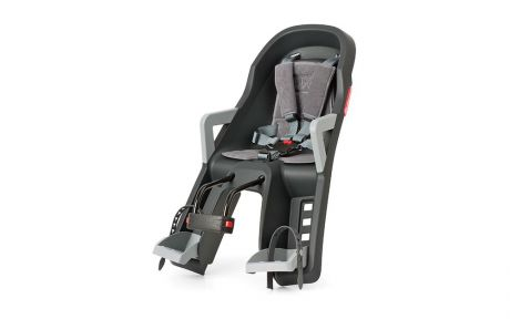 Polisport Guppy Mini Childseat Front Grey