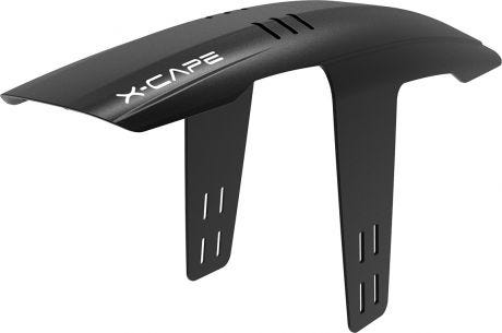 Polisport X-Cape Suspension Fit Mudguard Black