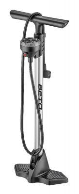 "Beto Alloy 25"" Track Pump with High Gauge"