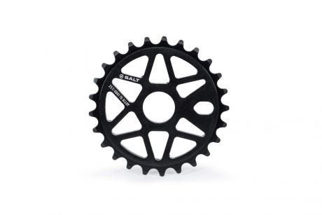 Salt Comp Sprocket Black 25T