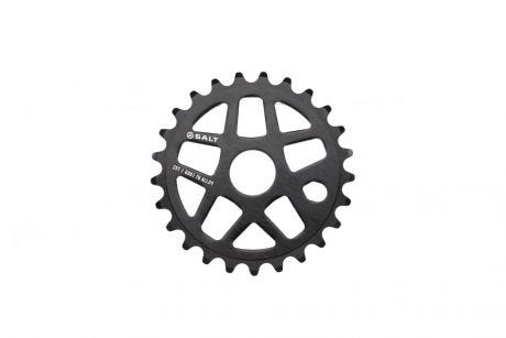 Salt Gateway Sprocket 25T Steel Black